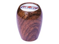 gkuwe-universal-wood-effect-gear-knob-with-mountney-classic-badge